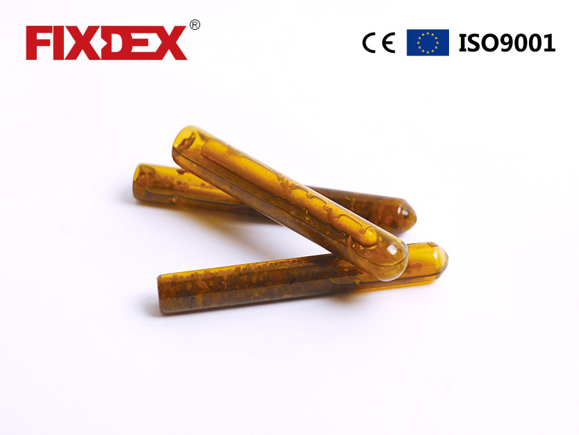 What are the characteristics and the usage method of resin capsule